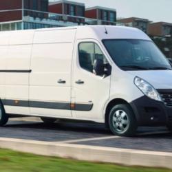 Renault Master ZE Electric Van