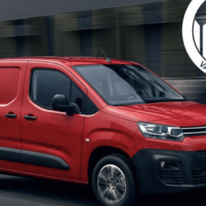 Electric Citroen Berlingo