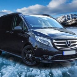 Mercedes Vito Electric