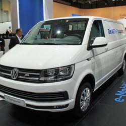 VW Transporter Electric